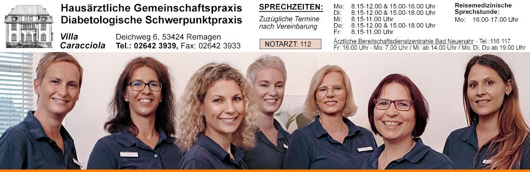 Diabetologie - Gemeinschaftspraxis Dr. Kloft Dr. Stamm-Koft