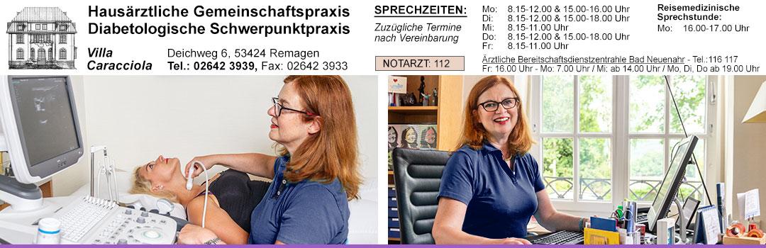 Schilddrüsendiagnostik - Gemeinschaftspraxis Dr. Kloft Dr. Stamm-Koft
