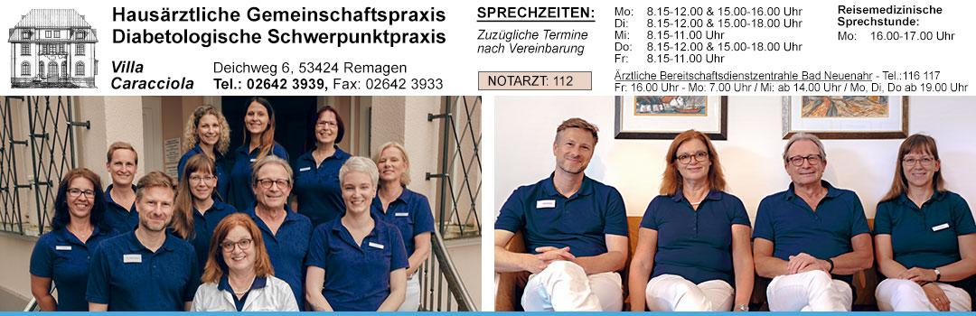 Team - Gemeinschaftspraxis Dr. Kloft Dr. Stamm-Koft